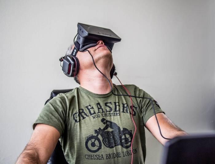 Oculus Rift - реальность в 5D
