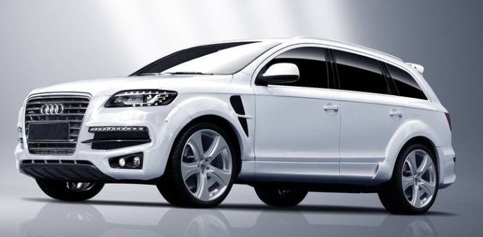 Audi Q7 этого года