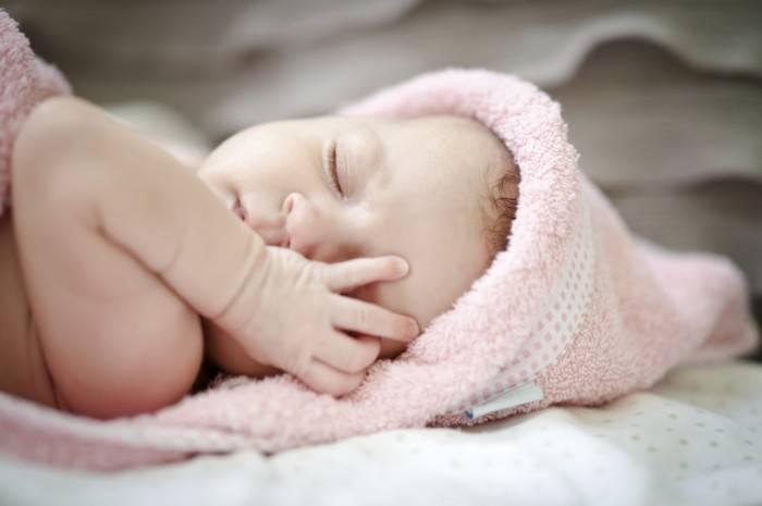 молочница у малыша
