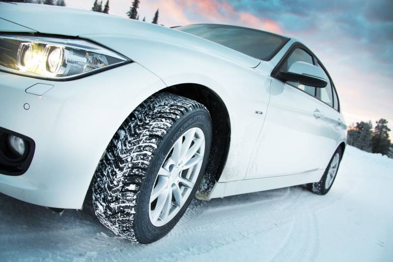 Завести машину в мороз