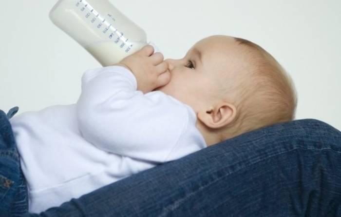 срыгивание малыша