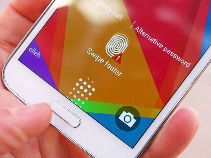 Уязвимость Sumsung Galaxy S5