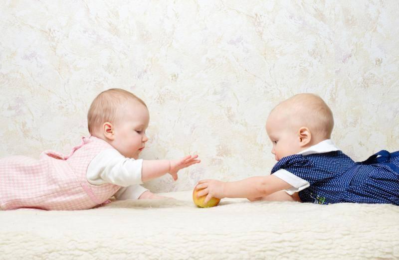 жадность малыша