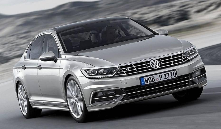 Volkswagen Passat B8 BlueMotion