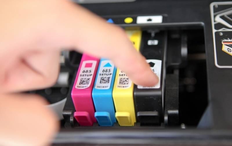Ремонт принтеров и заправка картриджей