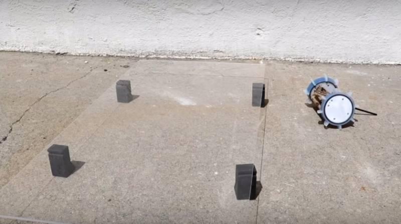 PUFFER робот от НАСА для изучения планет