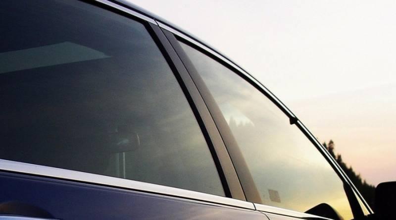 Выбор тонировки для автомобиля
