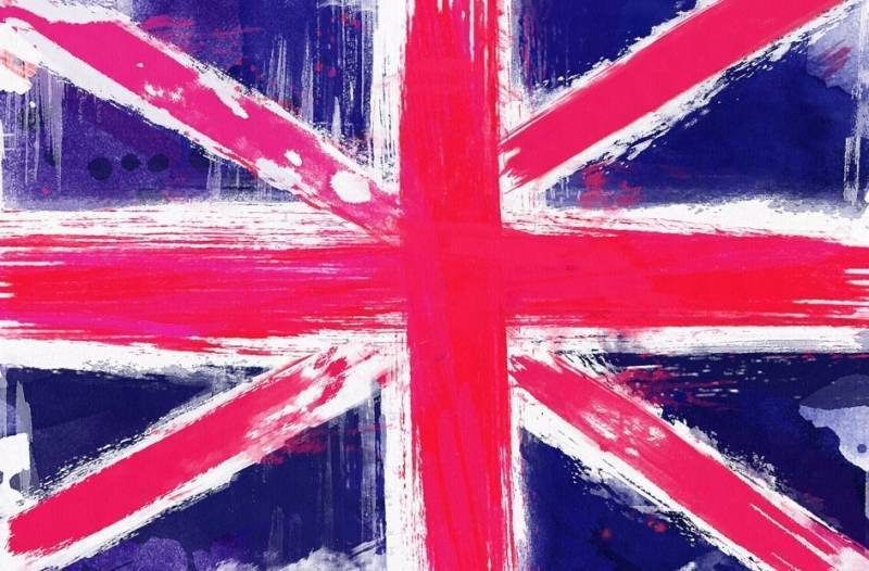 Как появился флаг Великобритании?