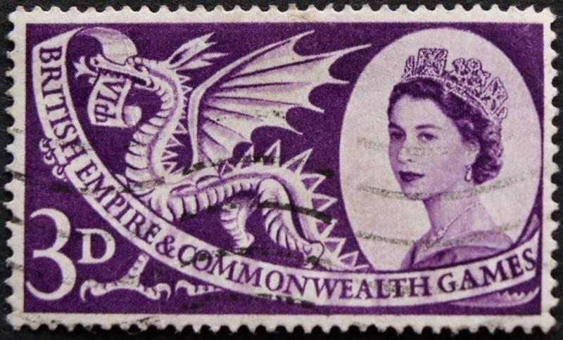 Первые почтовые марки появились в Великобритании