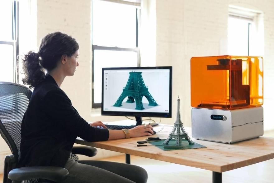 Виды 3d принтеров и технологии печати 3d объектов
