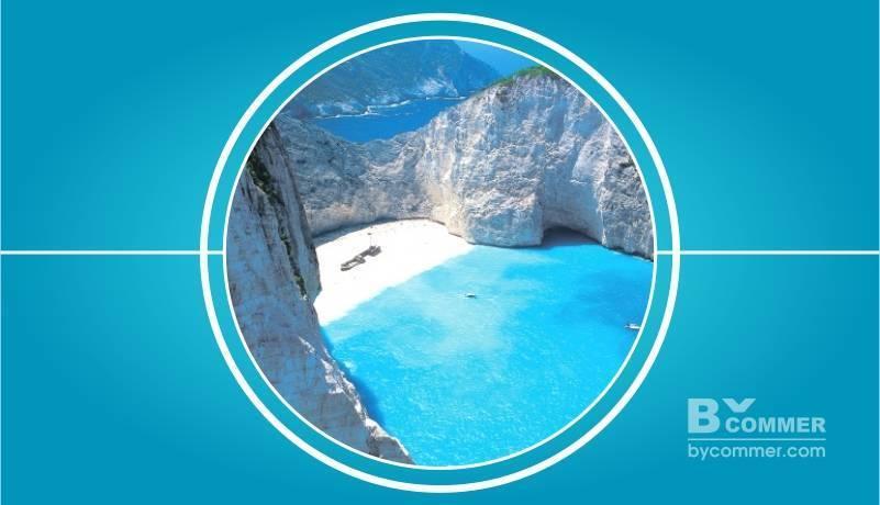 Море и пляжи в Греции
