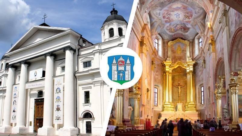 Кафедральный костел св. Станислава в Могилеве