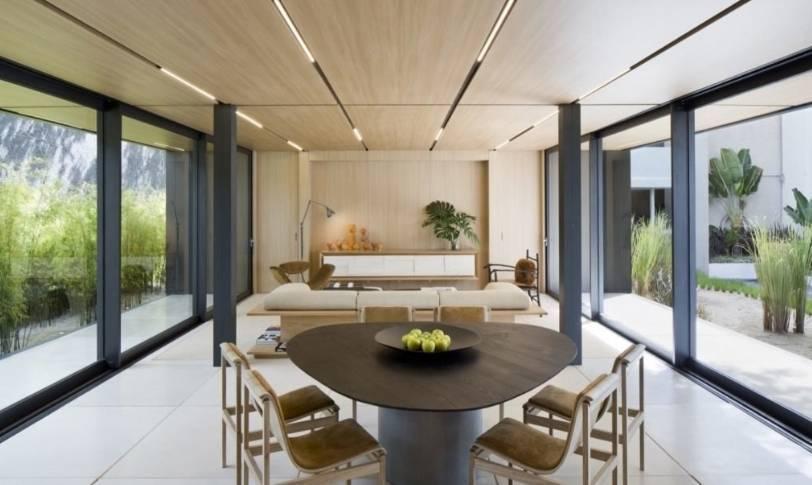 Быстровозводимый частный дом