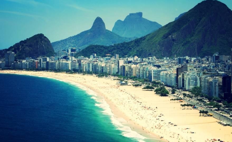 «Ipanema» Рио-Де-Жанейро (Бразилия)