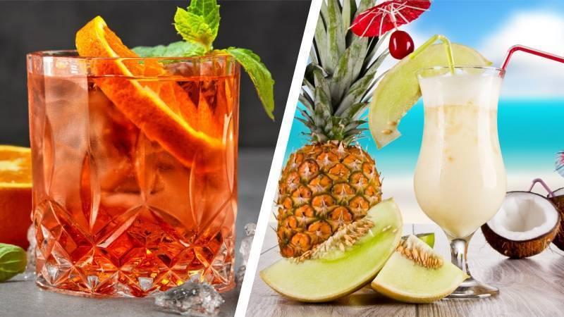 Праздничные напитки