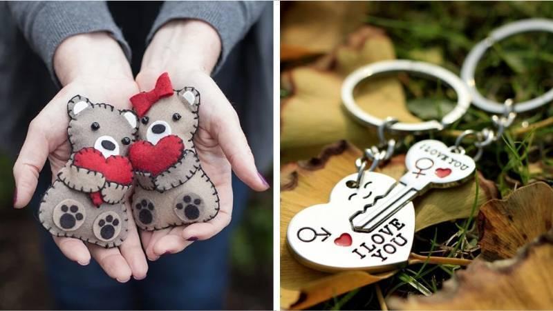 Подарки для влюбленных пар