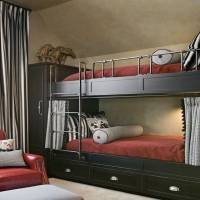 Двухъярусная кровать: виды и преимущества