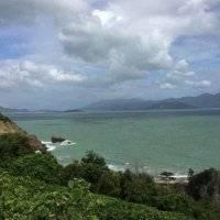 Пляж Доклет (Зоклет) во Вьетнаме