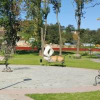 Новый парк в Могилеве