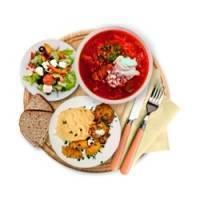 Обеды и бизнес-ланчи
