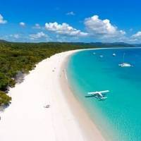 «Whitehaven beach», Квинсленд (Австралия)