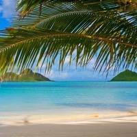 «Lanikai beach» Оаху, Гавайи