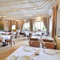 Основной зал в ресторане Белладжио