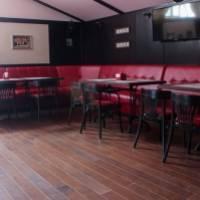 Интерьер ресторана 101 в Могилеве