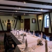 Зал ресторана «Любужский замок»