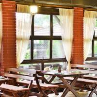 Столики в ресторане Шале